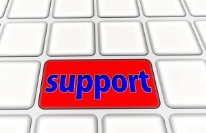 IT og computer support - hjælp til programmer og opsætning